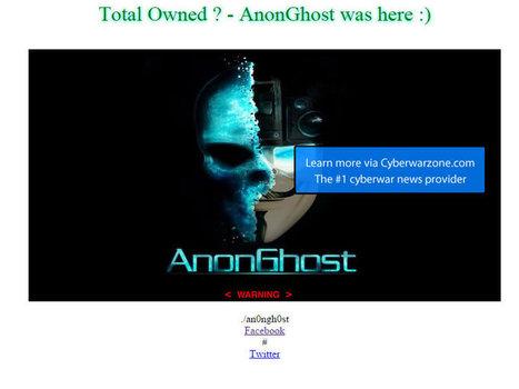 TOTAL hacké par AnonGhost
