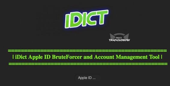 Un outil brute force pour pirater les comptes iCloud | sur UnderNews