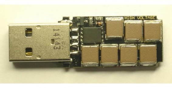 La clé USB qui peut faire exploser votre ordinateur | sur UnderNews