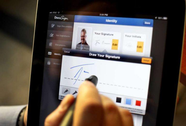 Le spécialiste de la signature électronique DocuSign piraté | via Security Affairs