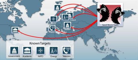 La Russie attaquerait le réseau d'énergie des états baltes | via Security Affairs