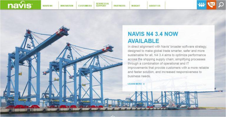 La plateforme logistique maritime Navis très vulnérable